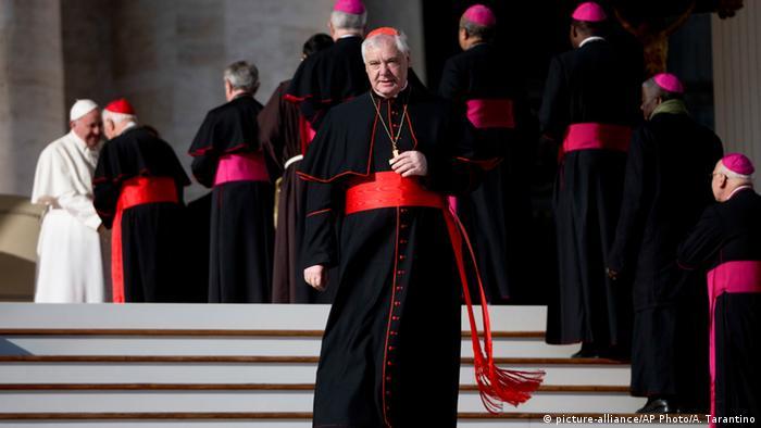 Razzia im Vatikan