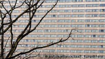 Deutschland Opfer einer Teufelsaustreibung gefunden im Hotel Intercontinental Frankfurt am Main