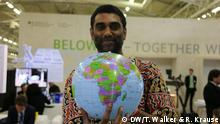 Frankreich Cop21 Klimagipfel in Paris - Faces of Climate Change - Kumi Naidoo