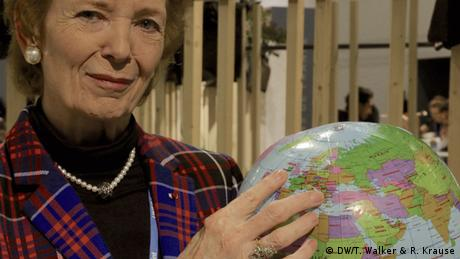 Frankreich Cop21 Klimagipfel in Paris - Faces of Climate Change - Mary Robinson