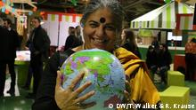 Frankreich Cop21 Klimagipfel in Paris - Faces of Climate Change - Vandana Shiva