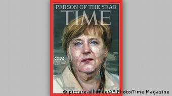 Angela Merkel Person of the Year Time Magazine