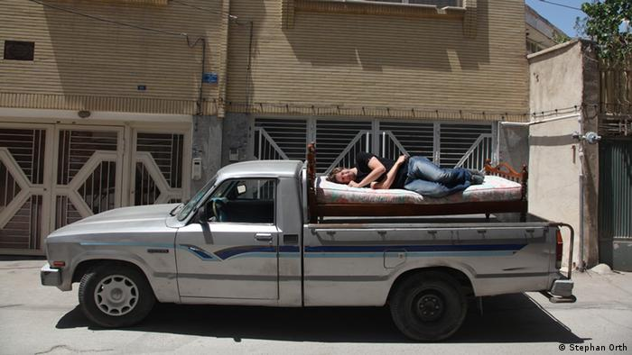 اشتفان اورت در ایران