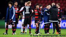 UEFA Champions League Bayer Leverkusen - FC Barcelona
