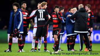 UEFA Champions League Bayer Leverkusen - FC Barcelona
