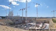 Frankreich Baustelle ITER Reaktor in Saint-Paul-les-Durance (Getty Images/AFP/B. Horvat)