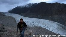 Pakistan Drohende Klimakatastrophe (Getty Images/AFP/A. Qureshi)