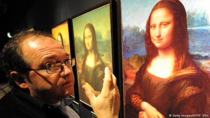 Großbritannien Pascal Cotte Mona Lisa Forscher