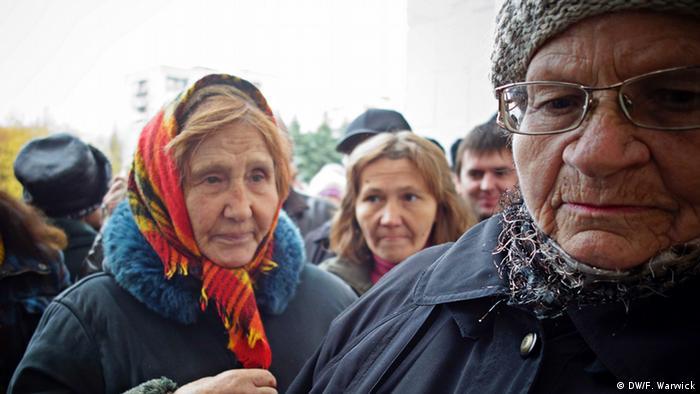 Ostukraine Humanitäre Hilfe