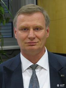Klaus Hesch Fusionsexperte des Karlsruhe Instituts für Technologie (KIT)