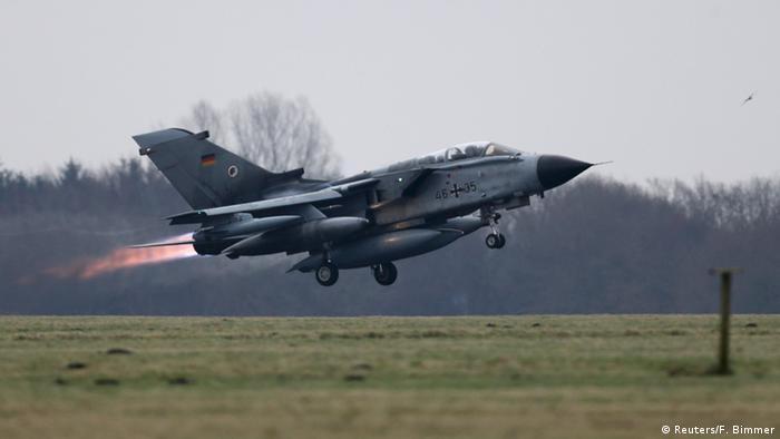 Розвідувальний літак Tornado