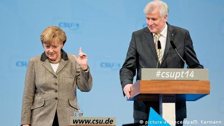 CDU Obergrenze für Flüchtlinge