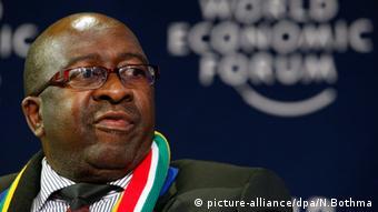 Nhlanhla Nene Afrika Finanzminister Südafrika