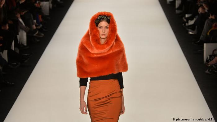 Berlin Fashion Week Anja Gockel