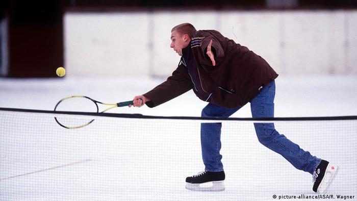 Теннис на льду