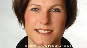 Iris Schaefer Leiterin der Abteilung Kunsttechnologie und Restaurierung Köln