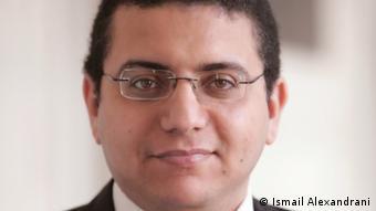Ägypten Ismail Alexandrani Journalist