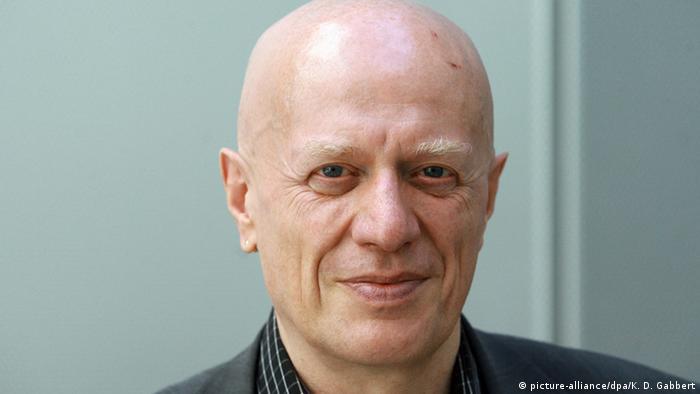 Ralf Fücks Vorstand der Heinrich-Böll-Stiftung (picture-alliance/dpa/K. D. Gabbert)