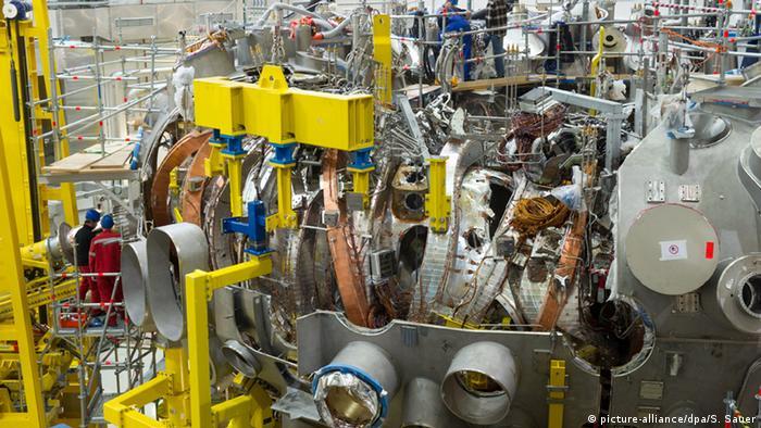 Wendelstein 7-X: Мы на пути к новому источнику энергии