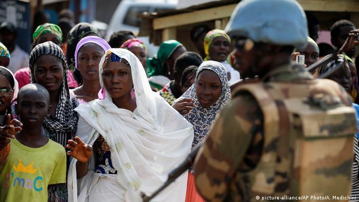 Sexueller Missbrauch bei den UN: Sorge vor Straffreiheit