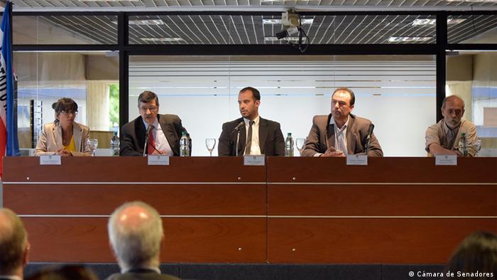 Menschenrechtsbehörde Uruguay - Juan Faroppa