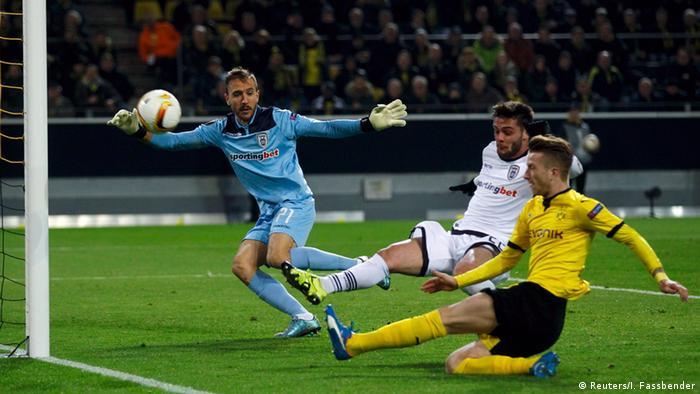 Fußball - Europa League Borussia Dortmund - PAOK Saloniki