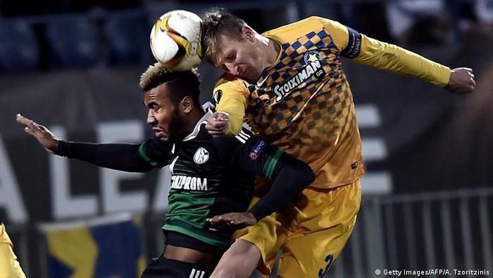 Fußball - Europa League Asteras Tripolis - FC Schalke