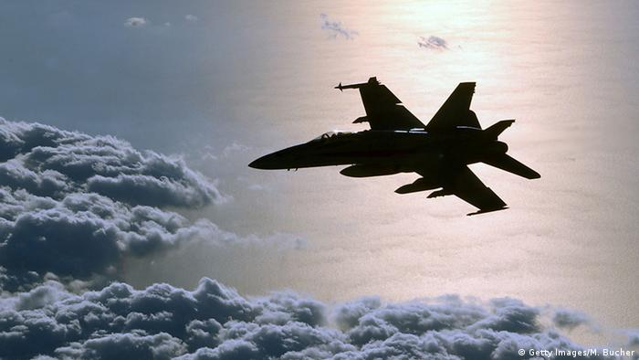 US-led airstrikes have killed the Islamic State's finance chief