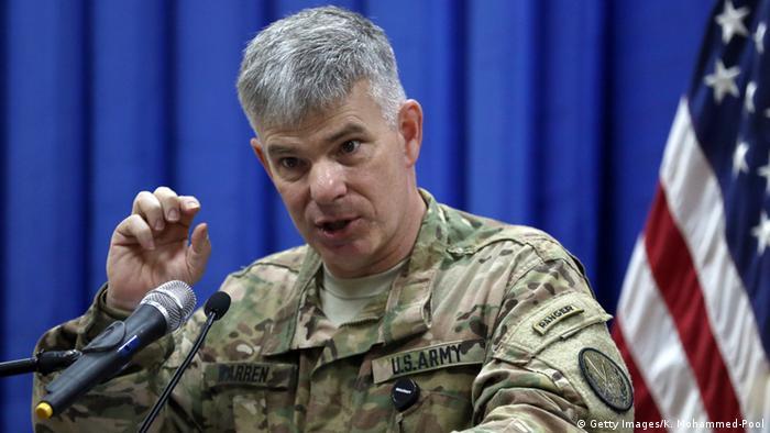 US Milität - Col. Steve Warren