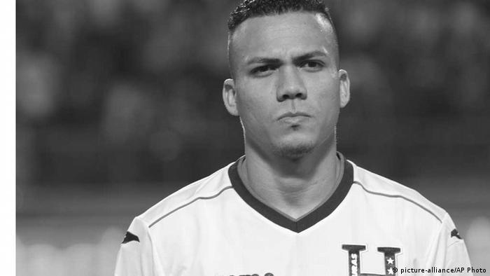 Fußball Honduras Arnold Peralta