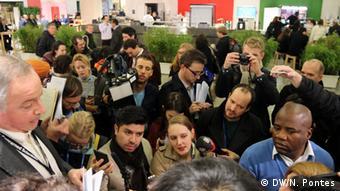 Paris COP21 Klimakonferenz Journalisten