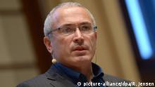 Russland Michail Chodorkowski