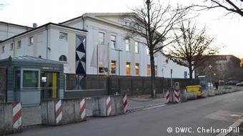 The synagoge on Münstersche Strasse