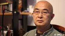 Chinesische Schriftsteller Liao Yiwu - DW-Interview in Köln