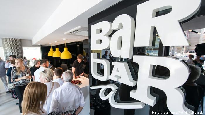 Polen Breslau Kulturhauptstadt 2016 Barbara Bar