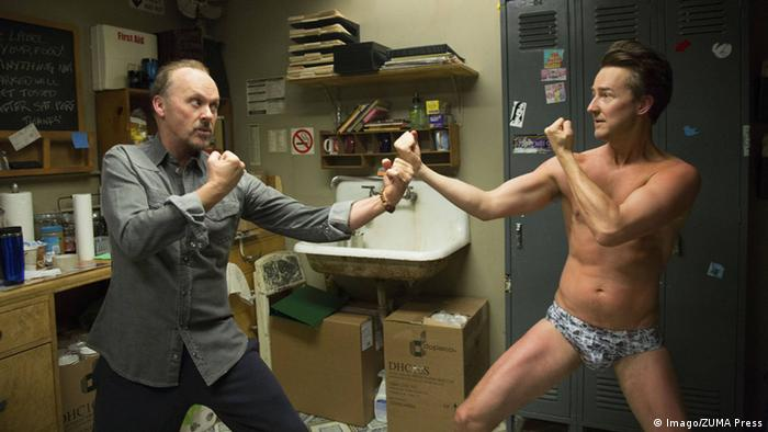 Birdman starring Michael Keaton (Imago/ZUMA Press)