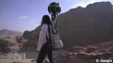 DW Shift virtuelle Reise Jordanien Google Streetview - Making of Jordanien