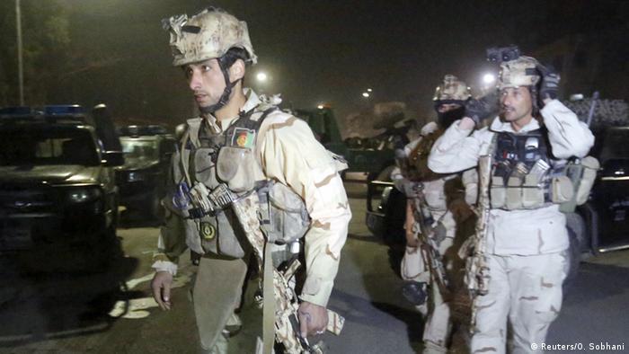 Afghanistan - Explosion in Kabul