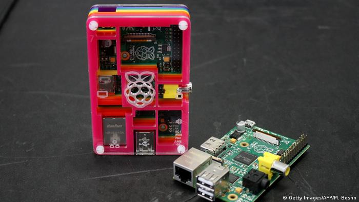DIY Computer Raspberry Pi (Foto: Getty Images).