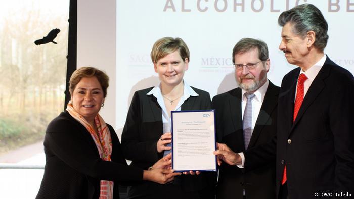 Hetlingen - Vernichtung von Tequila im Klärwerk Südholstein