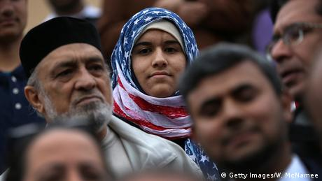 Symbolbild - Muslime in den USA (Getty Images/W. McNamee)