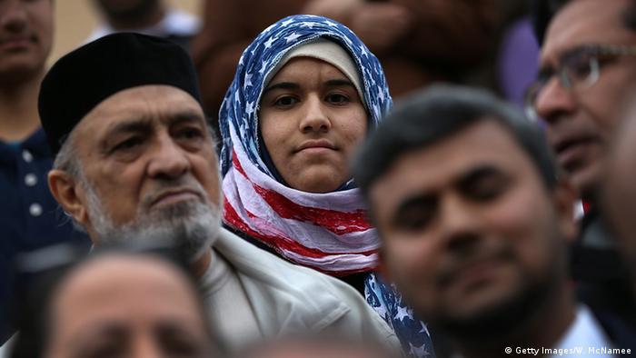 Symbolbild - Muslime in den USA