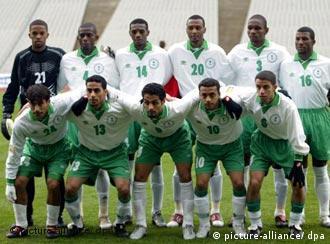 المنتخب السعودي العالم 2006