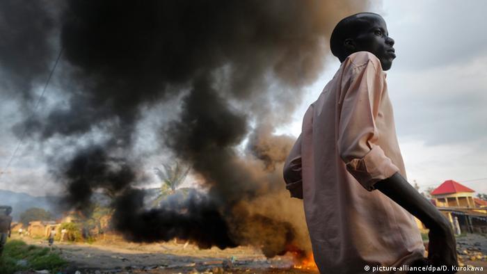 Burundi Gewalt ARCHIVBILD (Foto: picture-alliance/dpa/D. Kurokawa)