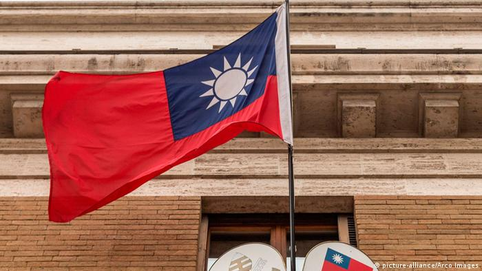 Flagge Republic of China Taiwan (picture-alliance/Arco Images)