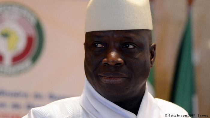 Gambias Präsident Yahya Jammeh (Foto: Getty Images)