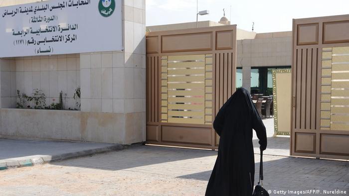 Saudi Arabien Wahlen