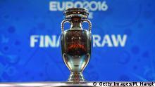 Paris UEFA Euro 2016 Auslosung