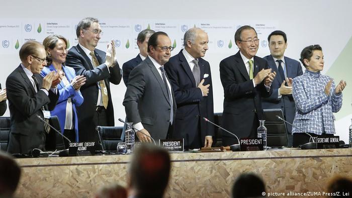 Pariška konferencija o zaštiti klime 2015.