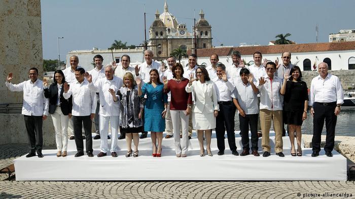 Lateinamerikanische Außenminister